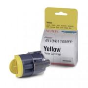 Тонер за XEROX 6110, Жълт - 1K