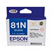 Epson 81n - High Capacity Claria - Light Magenta Ink Cartridge