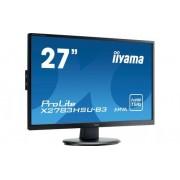 IIYAMA ProLite X2783HSU-B3 - LED 27 Full HD VGA, DisplayPort, HDMI, Hub USB