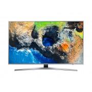Televizor LED Samsung 55MU6402 138 cm, Smart, 4K UHD, Wi-Fi, Argintiu