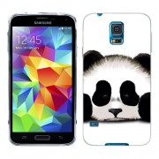 Husa Samsung Galaxy S5 Mini G800F Silicon Gel Tpu Model Panda Trist