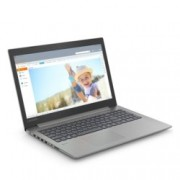 "Лаптоп Lenovo IdeaPad 330 (81DE01CKBM)(сив), четириядрен Kaby Lake R Intel Core i5-8250U 1.6/3.4 GHz, 15.6"" (39.62 cm) Full HD Anti-Glare Display & GF MX150 2GB, (HDMI), 8GB DDR4, 1TB HDD, 1x USB 3.1 Type-C, Free DOS"