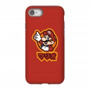 Nintendo Super Mario Mario Kanji Telefoonhoesje - iPhone 8 - Tough case - glossy
