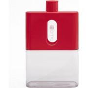 Homio drinkfles | 530 ml | Drinkfles kinderen | Drinkflessen volwassenen | BPA vrij | Anti lek | Rood