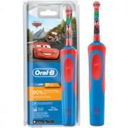 Oral B Stages Power Cars D12.513.1 periuta de dinti electrica pentru copii 3+