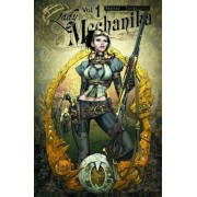 Lady Mechanika, Volume 1: Mystery of the Mechanical Corpse, Paperback
