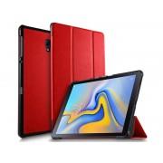 Alogy Etui Alogy Book Cover Samsung Galaxy Tab A 10.5 T590/T595 Czerwone + Szkło