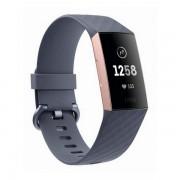 Brățară de Activitate Fitbit Charge 3 OLED Bluetooth 4.0 GPS - Culoare Negru