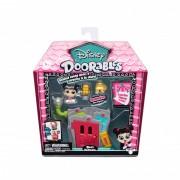 Mini set de constructie Jumbeauxs Boo Bedroom Doorables S1, 2 figurine, accesorii incluse