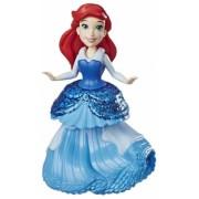 HASBRO Disney Princess Ariel Doll with Royal Clips Fashion, One-Clip Skirt