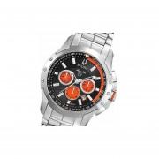Reloj Bulova Marine Star 96b173 Grafo -Plateado
