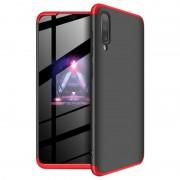 GKK Detachable Samsung Galaxy A70 Case - Red / Black