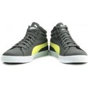 Puma Canvas Mid DP Men Running Shoes For Men(Grey)