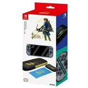 Husa + protectie ecran Nintendo Switch Legend Of Zelda