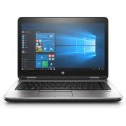 HP ProBook 640 G3 i7-7600U / 14 FHD AG SVA / 4GB 1D DDR4 / 1TB 5400 / W10p64 / DVD+-RW / 1yw / kbd TP / Intel 8265 AC 2x2+BT 4.2 / vPro / FPR / No NFC (QWERTY)