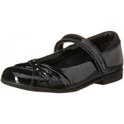 Clarks Girl's Black Sports Shoes - 2.5 kids UK/India (18 EU)