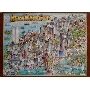 City of New York City Jigsaw Puzzle