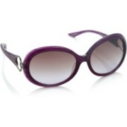 Celine Dion Over-sized Sunglasses(Pink, Grey)
