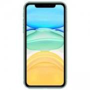 Смартфон Apple iPhone 11 128GB Green, LTE, Face ID, 6.1-инчов еркан (1792x828), Li-Ion 3110 mAh battery, MWM62GH/A