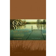 The One Year Walk with God Devotional: 365 Daily Bible Readings to Transform Your Mind, Hardcover/Walk Thru Ministries