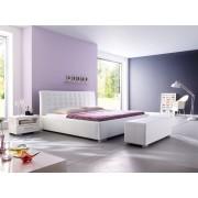 Meise Möbel Polsterbett Isa Comfort Kunstleder - Größen und Farbe wählbar
