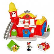 Disney Mickey Mouse Clubhouse Fire Station Playset Playset