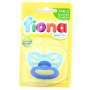 Chupeta Fiona Tamanho 2 Azul Ref-801220