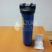FILTRU SEDIMENTE PENTRU CASA SPARTAN BLUE 20″ AZURA FILTERS