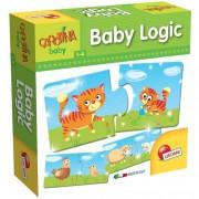 Lisciani giochi gioco carotina baby logic 58495