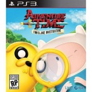 Adventure Time: Finn And Jake Investigations - Ps3 - Unissex