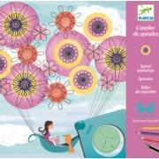 Joc creativ de facut spirale - Marguerite- Djeco