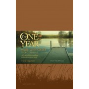 The One Year Walk with God Devotional: 365 Daily Bible Readings to Transform Your Mind, Hardcover