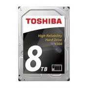 Toshiba N300 NAS - High-Reliability Hard Drive 8TB [HDWN180EZSTA] (на изплащане)
