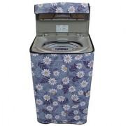 Dream Care Printed Waterproof Dustproof Washing Machine Cover For IFB TL- SDG 8.0 Kg Aqua fully automatic washing machine
