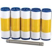 Magicard 3633-0054 Kit di pulizia della stampante (confezione da 5)