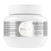 Kallos Maska s mléčnými proteiny pro suché a poškozené vlasy Milk (Hair Mask With Milk Protein) 275 ml