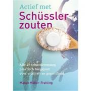 Pfluger Actief Met Schusslerzouten (Boek)