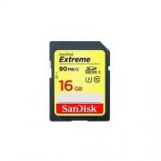 SanDisk SDHC 16GB Extreme U3/90MB/s