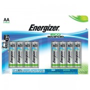 Batterie eco Advanced Energizer - AA - E300116500 (conf.8) - 383220 - Energizer