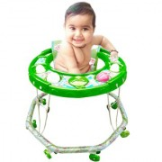 Oh Baby Baby green Color Musical Walker For Your Kids AWE-GTR-SE-W-43