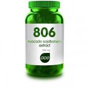 806 Avocado sojabonen extract - 60 Capsules AOV