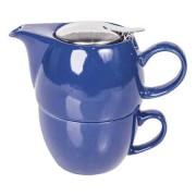 "Mount Everest Tea zestaw ""Tea4One"" 450 ml niebieski"
