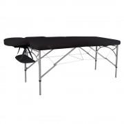 inSPORTline Alumínium Masszázs Asztal InSPORTline Tamati- Két Részes 9410/fekete