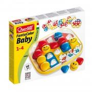Quercetti 04405 fantacolor baby basic