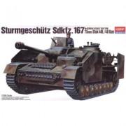 ACADEMY Sturmgeschutz Sd .Kfz.167 75mm + EKSPRESOWA DOSTAWA W 24H