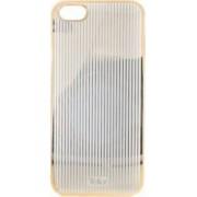 Skin Tellur iPhone 5 5S SE Dungi Verticale Auriu