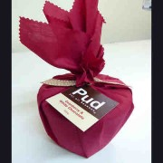 CP8.7 Cranberry & White Chocolate Pudding 800g