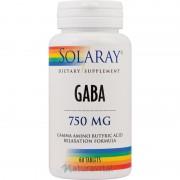 GABA 750 mg 60 tablete
