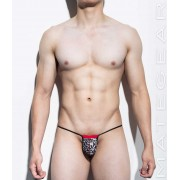 Mategear Shi Woo I Special Fabrics Mini Active Bikini Swimwear Snow Leopard 1230402