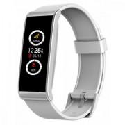 Watch, MyKronoz Zefit4, цветен мултитъч дисплей, сензор за пулс, Бял
